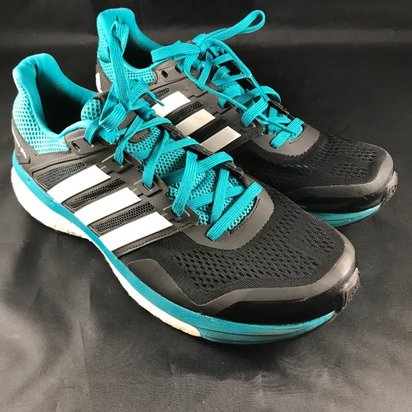 Adidas Supernova Glide Boost 8 Mens 10 44 EUR Teal